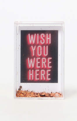 LA Hearts Wish You Were Here Frame