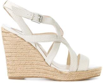 MICHAEL Michael Kors Hastings strappy wedge sandals