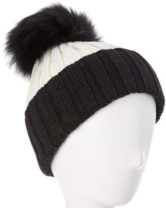 Adrienne Landau Wool Hat