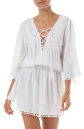 Melissa Odabash Kiah Cover Up Dress