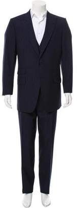 Tom Ford Wool Three-Piece Suit