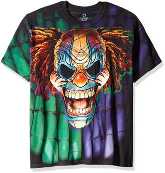 Liquid Blue Men's Evil Clown T-Shirt
