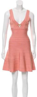 Herve Leger Kyra Bandage Dress