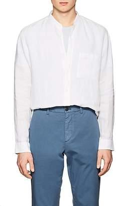Theory Men's Kier Slub Linen Shirt