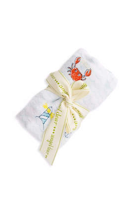Angel Dear Crab Bamboo Blanket