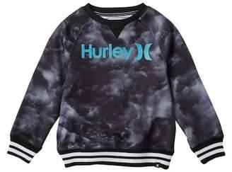 Hurley Scuba Crew Long Sleeve Sweatshirt (Toddler Boys)