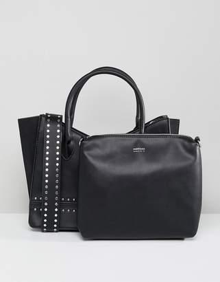 Morgan Studded Bag With Shoulder Strap