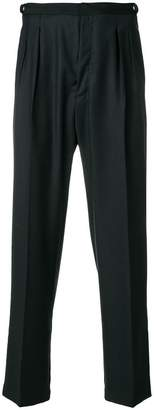 Tonello Cs straight leg loose fit trousers