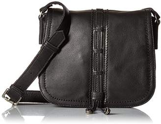 Liebeskind Berlin Women's Huntsville Leather Saddle Bag