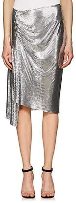 Paco Rabanne Women's Metal-Mesh Knee-Length Skirt