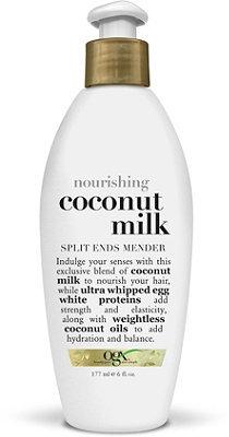 OGX Nourishing Coconut Milk Split Ends Mender