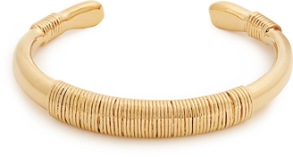 Alhambra gold-plated cuff