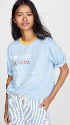 Stella Jean Definition T-Shirt