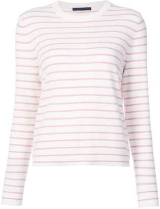 Jenni Kayne striped round neck jumper