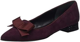 Paco Gil Women's P-3327 Ballet Flats Brown Size: