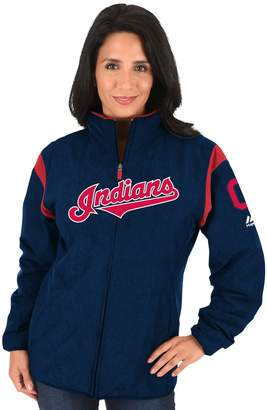Majestic Women's Cleveland Indians Premier Jacket