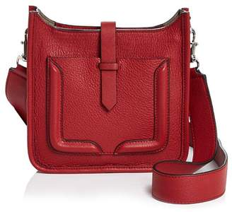 Rebecca Minkoff Feed Mini Leather Crossbody