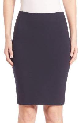 Akris Punto Stretch Jersey Pencil Skirt