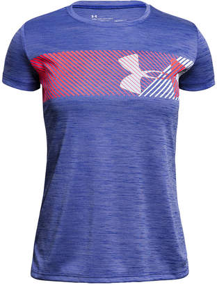 Under Armour Graphic-Print T-Shirt, Big Girls
