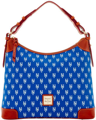 Dooney & Bourke MLB Mets Hobo