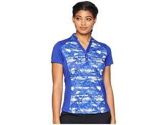 Callaway Tropical Print Top Women's Clothing