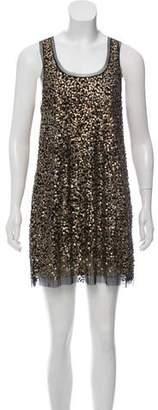 Gryphon Sequin Mini Dress