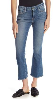 Frame Le Crop Boot Cut Jeans