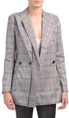 Saundra Menswear Blazer