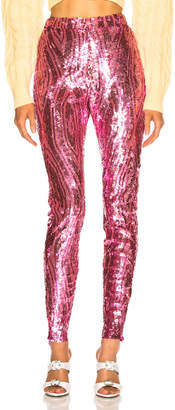 ATTICO Fay Sequined Pants
