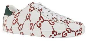 Gucci New Ace GG Supreme Logo Sneaker