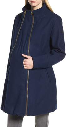Modern Eternity Convertible 3-in-1 Maternity/Nursing Coat