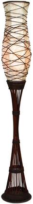 Uma Enterprises 59In Bamboo Floor Lamp