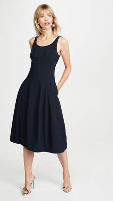 Halston Sleeveless Dress