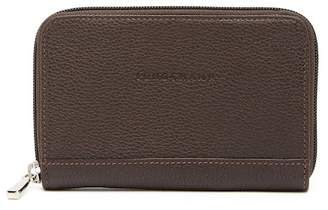 Longchamp VF Leather 3612 Coin Wallet