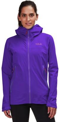 Rab Kinetic Plus Hooded Jacket - Women's
