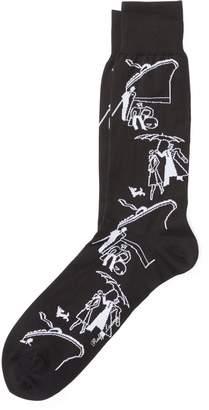 Ralph Lauren Scenic Ship Trouser Socks
