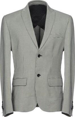 Grey Daniele Alessandrini Blazers - Item 49313900PL