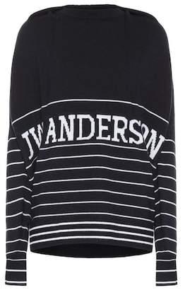 J.W.Anderson Intarsia wool sweater