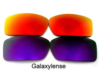 Oakley Galaxylense Galaxy Replacement Lenses for Gascan Color Polarized 2 Pairs