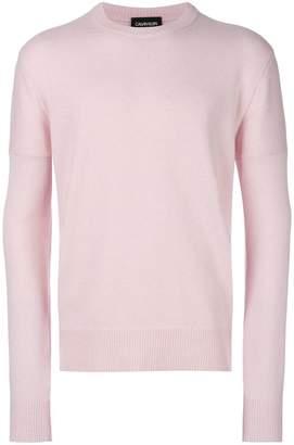 Calvin Klein classic knitted jumper