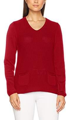 Olsen Women's 11000132 Regular Fit Long Sleeve Jumper,(Manufacturer Size: 44)