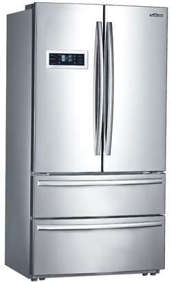ThorKitchen 20.85 cu. ft. Counter-Depth French Door Refrigerator