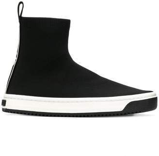Marc Jacobs slip-on high-top sneakers