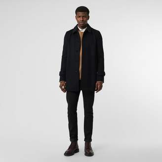 Burberry Wool Cashmere Car Coat