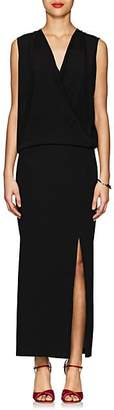 Zero Maria Cornejo Women's Jazmin Stretch-Silk Dress - Black