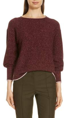 Nordstrom Signature Tweed Knit Sweater