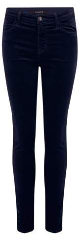 Jeans Maria Velvet Skinny Jean in Night Out