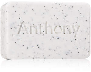 Anthony Logistics For Men Exfoliating Cleansing Bar