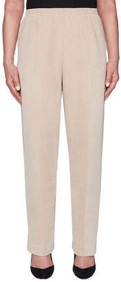 Alfred Dunner Classic Fit Corduroy Pull-On Pants