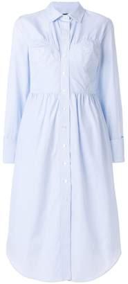 ALEXACHUNG Alexa Chung striped design dress